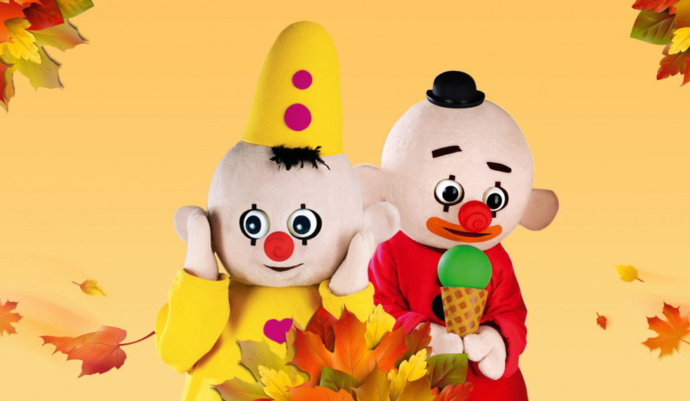 vacances d'automne avec bumba | plopsa indoor coevorden